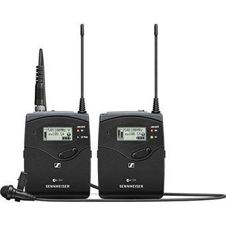 Sennheiser EW112P G4 Cameramount Lapel Wireless Microphone Price in India