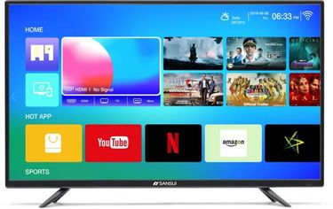 Sansui 40VAOFHDS 40 inch Full HD LED Smart TV Price in India