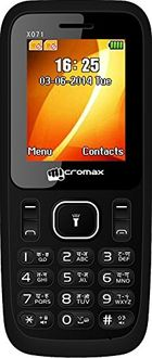 Micromax X071 Price in India