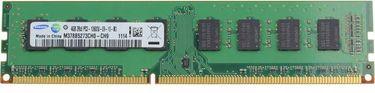 Samsung (M378B5273CH0-CH9 PC3-10600) DDR3 4GB Desktop Ram) Price in India