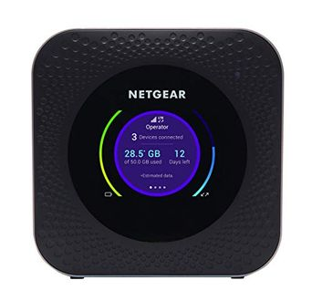 Netgear Nighthawk M1-MR1100 Mobile Hotspot Router Price in India