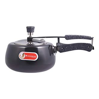 Wonderchef Taurus 3 L Hard Anodized Induction Bottom Pressure Cooker (Inner Lid) Price in India
