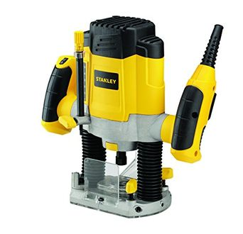 Stanley SRR1200 1200W Wood Router(8mm) Price in India