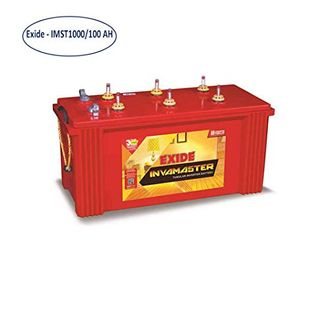Luminous Exide Invamaster IMST1000 Battery Price in India