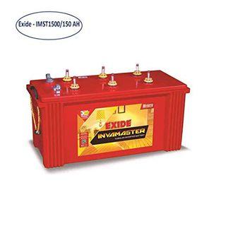 Luminous Exide Invamaster IMST1500 Battery Price in India