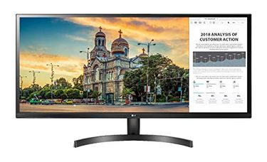 LG 34WK500 34 Inch UltraWide Monitor Price in India
