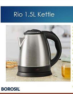 Borosil Rio 1.5L Electric Kettle Price in India