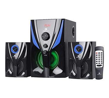 Zebronics Zeb-Silver 2 2.1 Multimedia Speaker Price in India