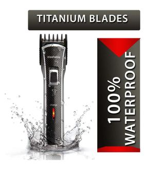 HTC AT-019 Waterproof Cordless Beard Trimmer Price in India
