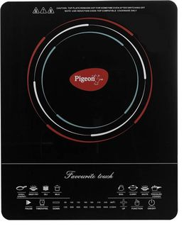 Pigeon Favourite Touch 2100W Induction Cooktop Price in India