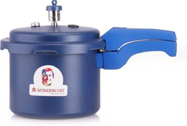 Wonderchef Health Guard 3L Induction Bottom Pressure Cooker(Outer Lid) Price in India