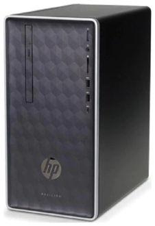 HP Pavilion 590-P0053IL (i5/4GB/1TB/Win10) Tower Desktop Price in India