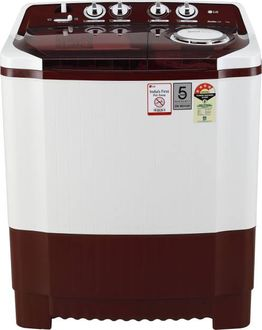 LG 7 Kg Semi Automatic Top Load Washing Machine (P7015SRAY) Price in India