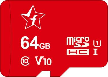 Flipkart SmartBuy V10 64 GB MicroSDHC Class 10 Memory Card with Adapter Price in India