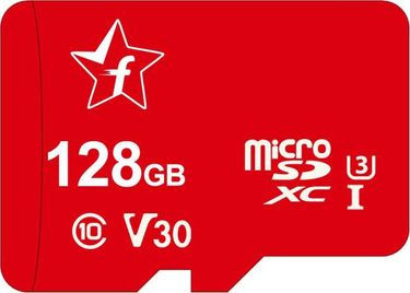 Flipkart SmartBuy V30 128 GB MicroSDXC Memory Card with Adapter Price in India