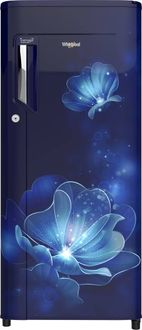 Whirlpool 205 IMPC PRM 190L 4 Star Single Door Refrigerator (Sapphire Radiance) Price in India