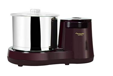Butterfly Hippo 2L Table Top Wet Grinder Price in India