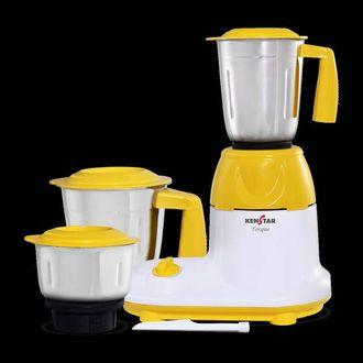 Kenstar Torque 500W Mixer Grinder (3 Jars) Price in India