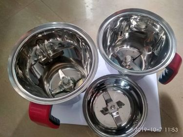 Singer Tiva 750W Mixer Grinder (3 Jars) Price in India
