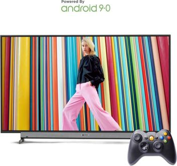Motorola 43SAFHDM 43 Inch Full HD LED Smart Android TV (with Wireless Gamepad) Price in India