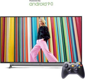Motorola 32SAFHDM 32 Inch HD Ready LED Smart Android TV (with Wireless Gamepad) Price in India