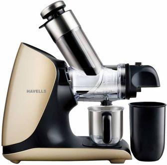Havells Nutri Art Slow 200W Juicer Price in India