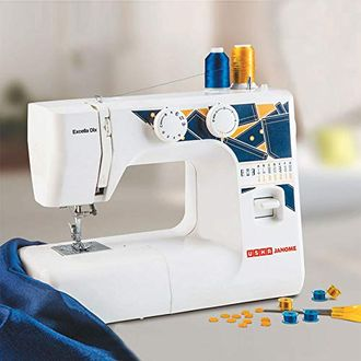 Usha Janome Excella DLX Automatic Sewing Machine Price in India