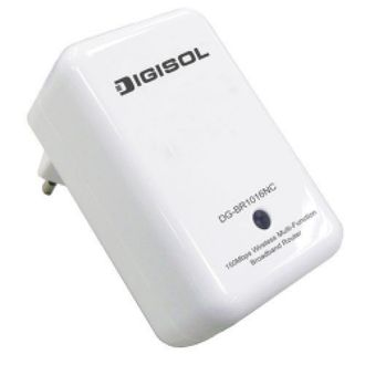 Digisol DG-BR1016NC 150Mbps Wireless Broadband Router Price in India