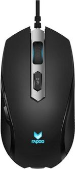 Rapoo V210 Wired Optical Gaming Mouse Price in India