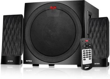 Intex XV 2800 FMUB 2.1 Multimedia Speaker Price in India