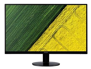 Acer SA240 23.8 inch Full HD Led Backlit LCD Monitor Price in India