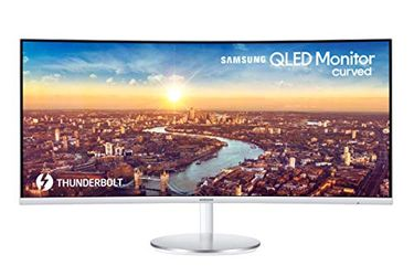 Samsung LC34J791WTWXXL 34 Inch Ultrawide QHD Curved Monitor Price in India