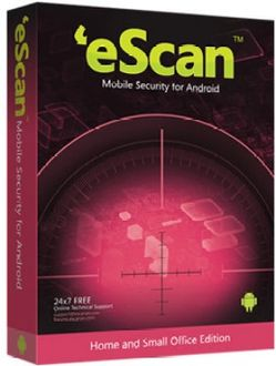 E scan Mobile Security for Android 1 Phone 1 Year Price in India