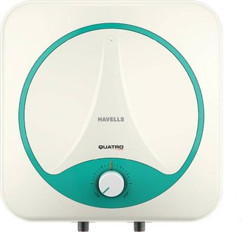 Havells Quatro 15 Litre Vertical Water Geyser Price in India