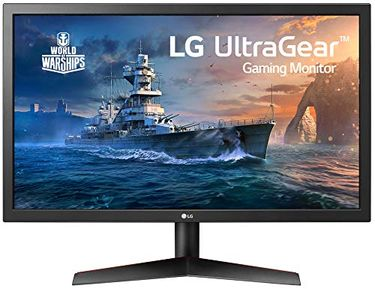 LG Ultragear 24GL600 24 Inch Full HD Gaming Monitor Price in India