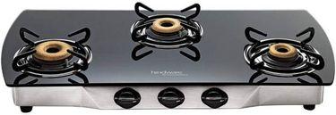 Hindware Primo Plus 3B AI 3 Burners Gas Cooktop Price in India