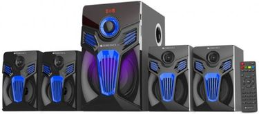 Zebronics Zeb-Fantasy 4 BTRUCF 4.1 Multimedia Speakers Price in India