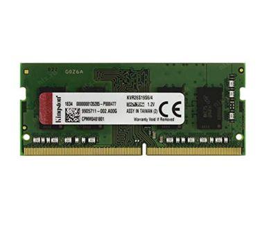 Kingston (KVR26S19S6/4) 4GB DDR4 Laptop Ram Price in India
