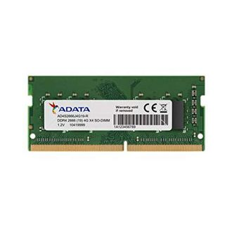 A-DATA Premier (AD4S2666J4G19-R) 4GB DDR4 2666 Laptop Ram Price in India