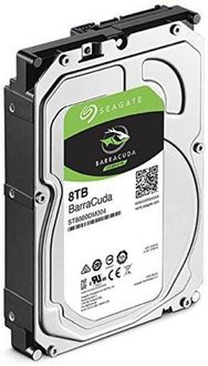 Seagate Barracuda (ST8000DM004) 8TB Desktop Internal Hard Disk Price in India