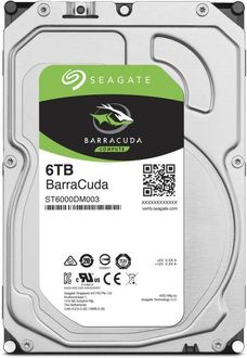 Seagate Barracuda (ST6000DM003) 6TB Internal Hard Disk Price in India