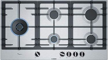 Bosch PCS9A5C90I Stainless Steel Gas Stove Hob Price in India