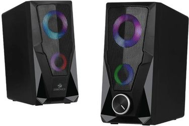Zebronics Zeb-Warrior 10W 2.0 Multimedia Speakers Price in India