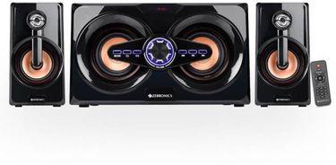 Zebronics ZEB-BT371RUCF 72W 2.2 Multimedia Speakers Price in India