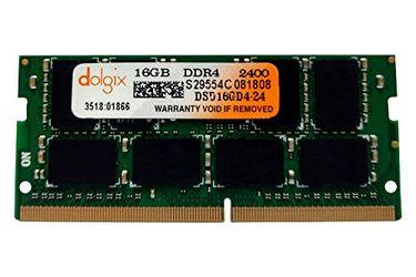Dolgix (DSD16GD4-24) 16GB DDR4 2400Mhz 16C Laptop Ram Price in India