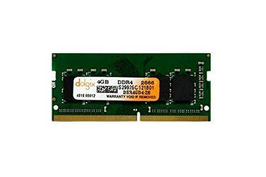 Dolgix (DSR4GD4-26) 4GB DDR4 2666MHz Ram Price in India