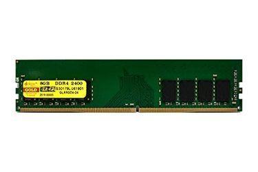Dolgix (GLR8GD4-24) Gold 8GB DDR4 2400MHz Desktop Ram Price in India