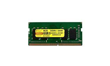 Dolgix (GSR8GD4-24) Gold 8GB DDR4 2400MHz Laptop Ram Price in India