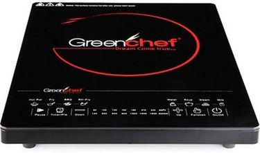 Greenchef 20E12 2000 W Induction Cooktop Price in India