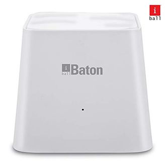 iball WRD12-GM webwork 1200M Smart Mesh AC Router Price in India